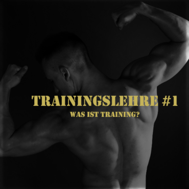 Was ist Training?